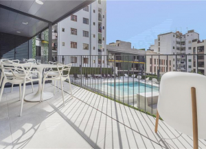 Brand new apartment to rent with communal pool in Avenidas