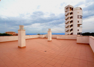 Penthouse in the city centre of Palma,